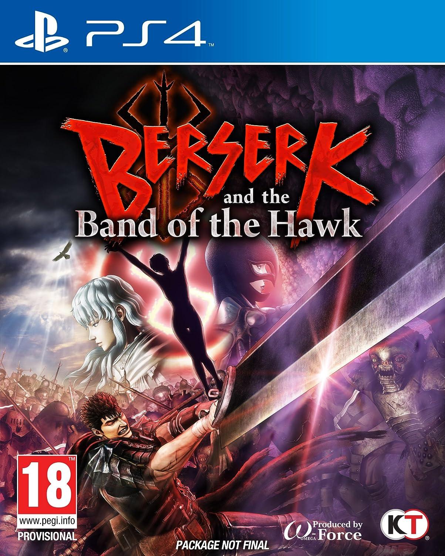 Berserk And The Band Of The Hawk [Importación Inglesa]