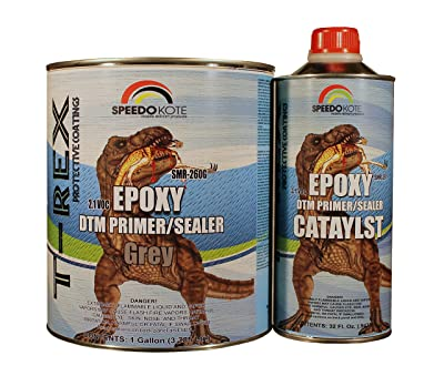 Epoxy Fast Dry 2.1 low VOC DTM Primer & Sealer
