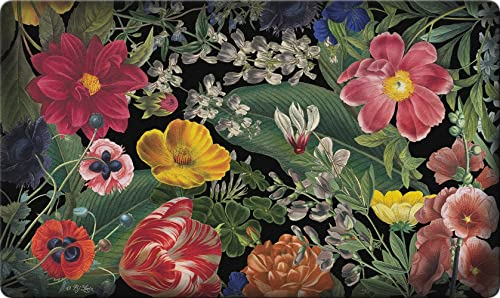 Toland Home Garden 800432 Traditional Flowers Doormat, 18 x 30 , Multicolor
