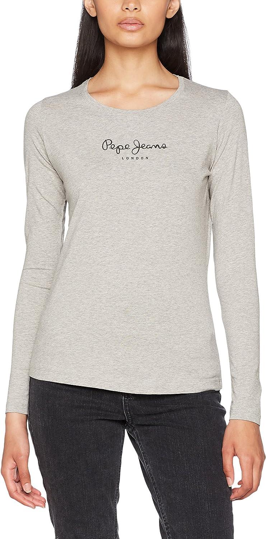 Pepe Jeans New Virginia Ls, Camiseta Para Mujer