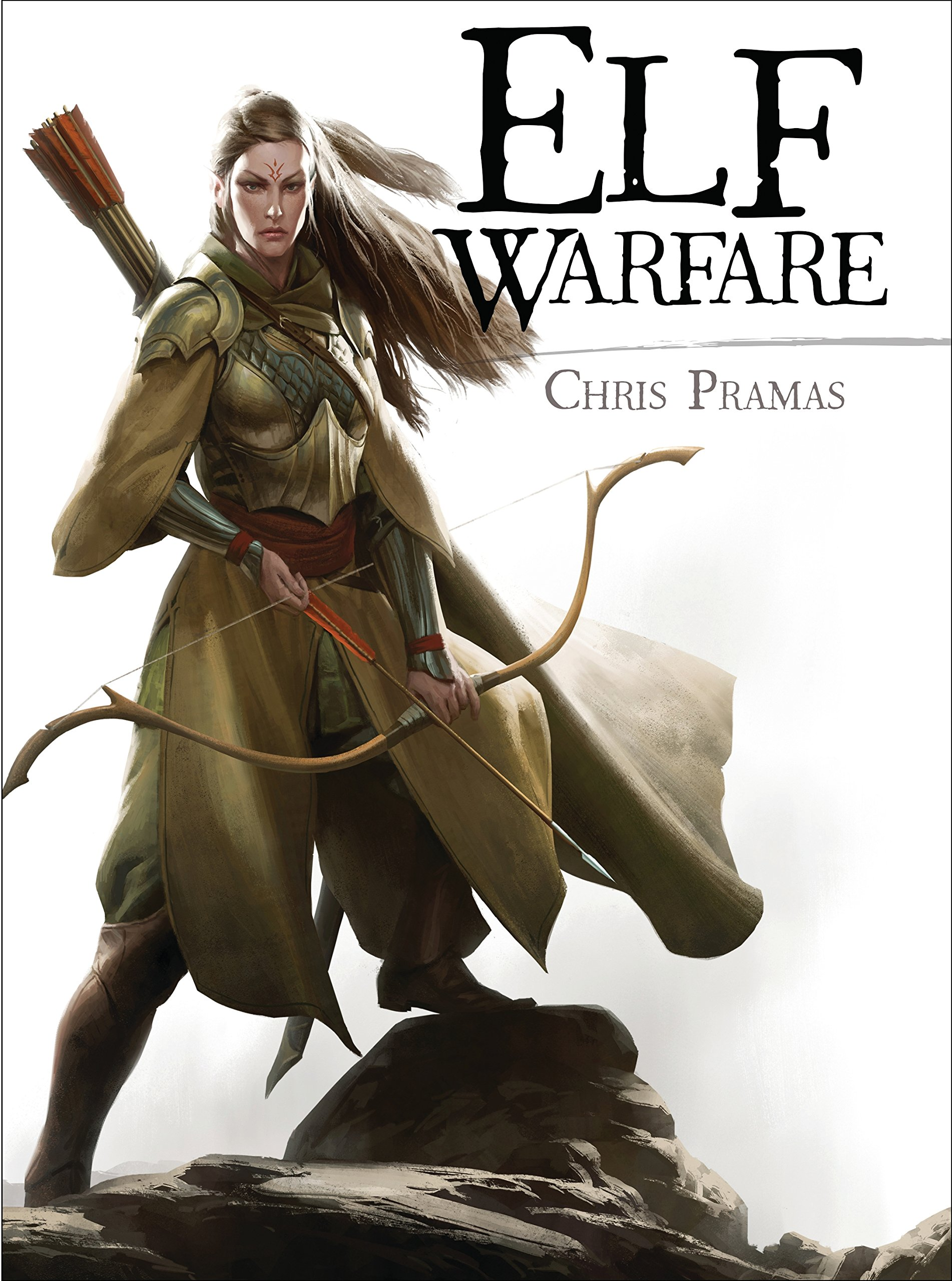 Elf Warfare (Open Book Book 3) (English Edition)