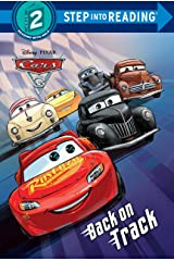 Back on Track (Disney/Pixar Cars 3) (Step into Reading) Kindle Edition