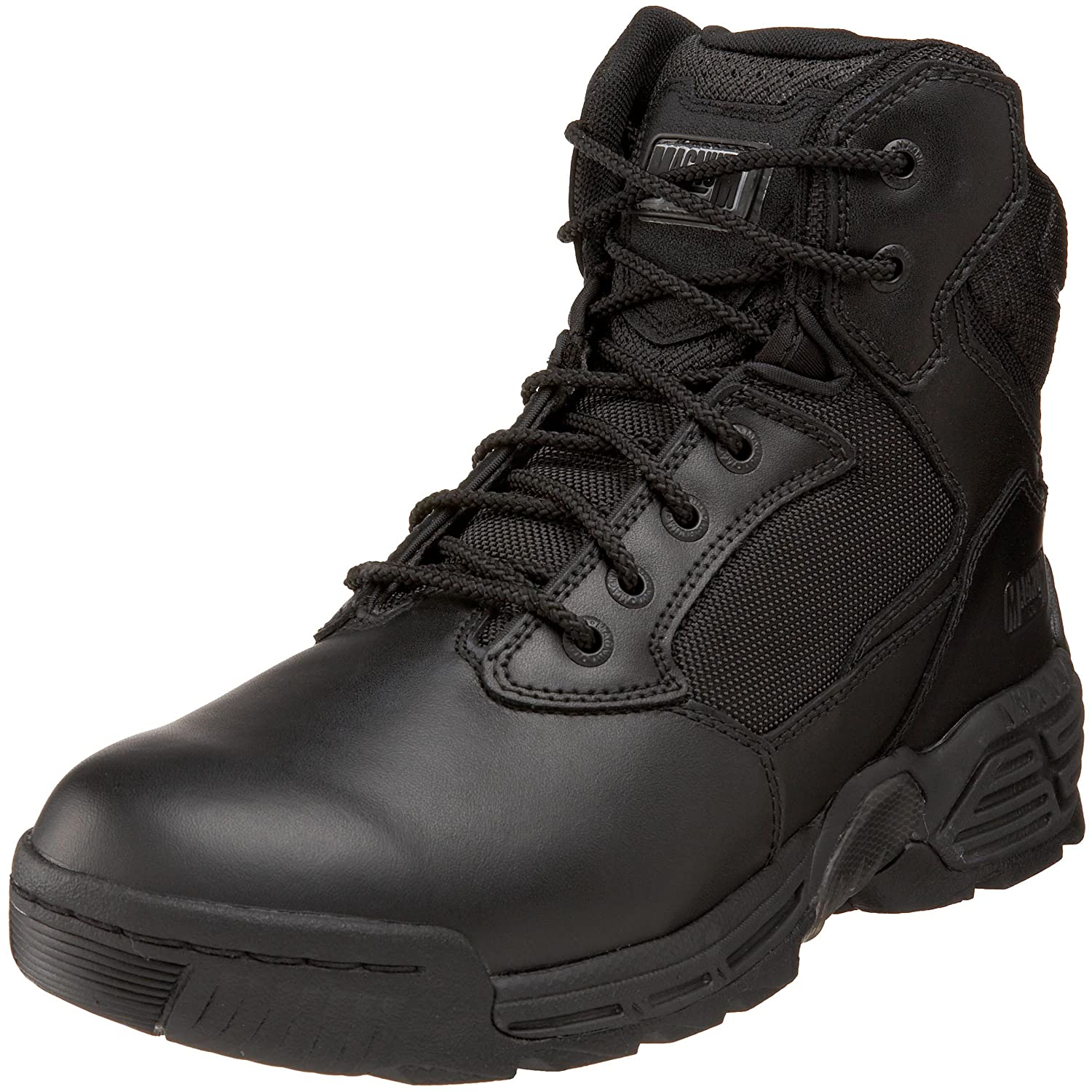Magnum Men's Stealth Force 6.0 Side Zip Boot Stealth Force 6.0 Sz Boot-M