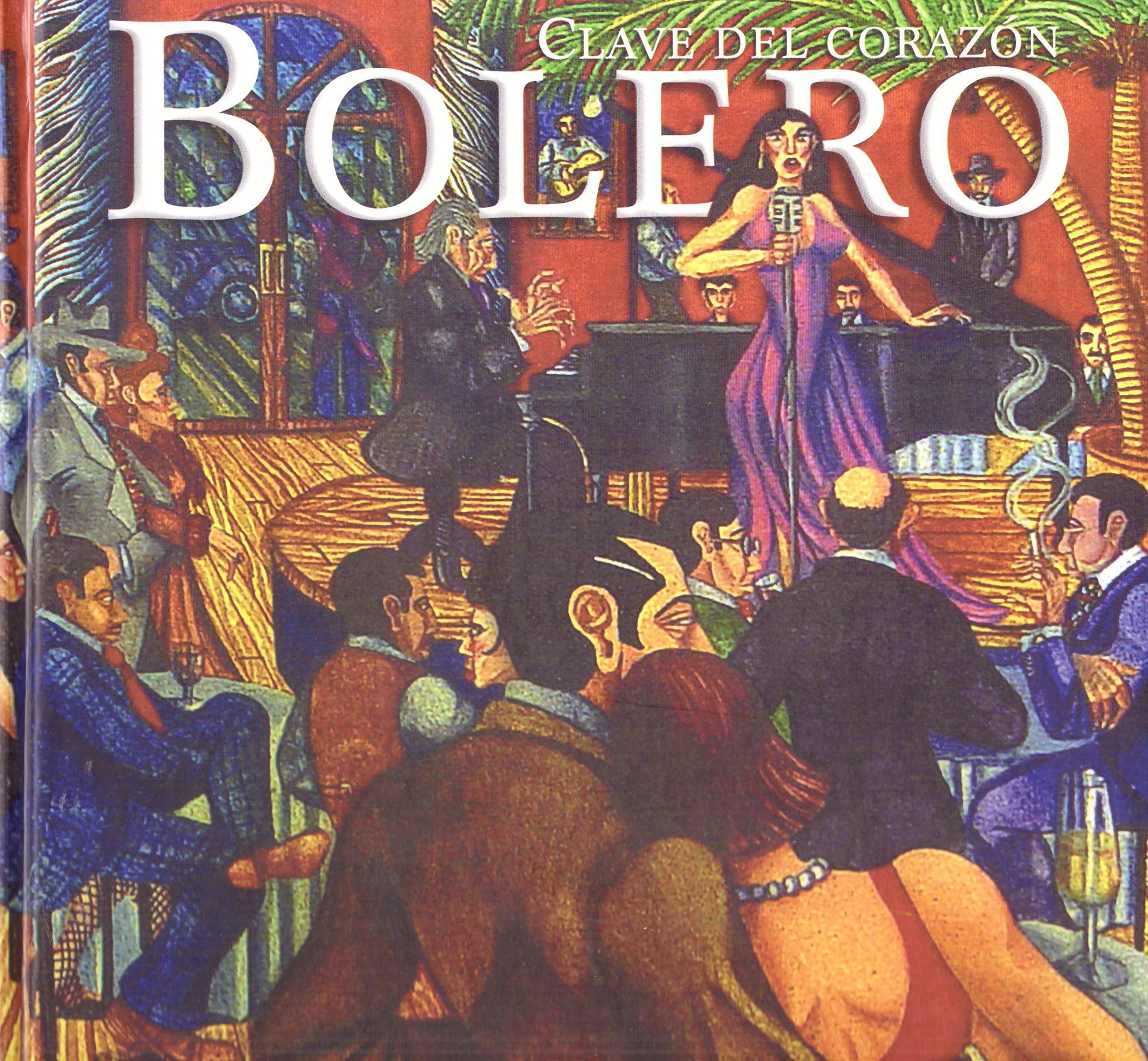 Bolero/ Bolero Code Of Heart: Clave del corazon (Ediciones Varias) (Spanish Edition) (Spanish) Hardcover – February 2, 2005