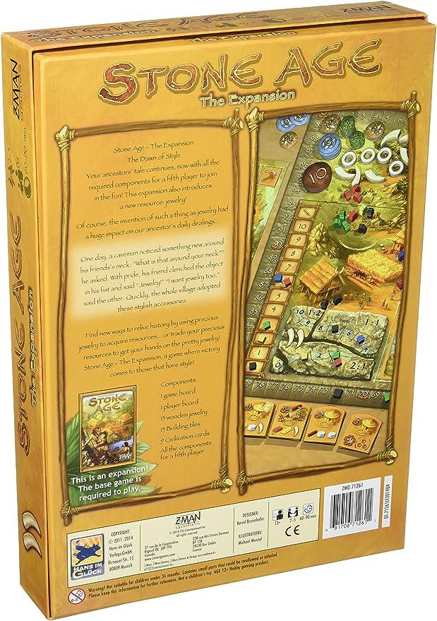 Stone Age Expansion: Amazon.es: Juguetes y juegos