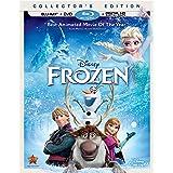 Disney Frozen  {DVD + BLU-RAY} Collectors Edition
