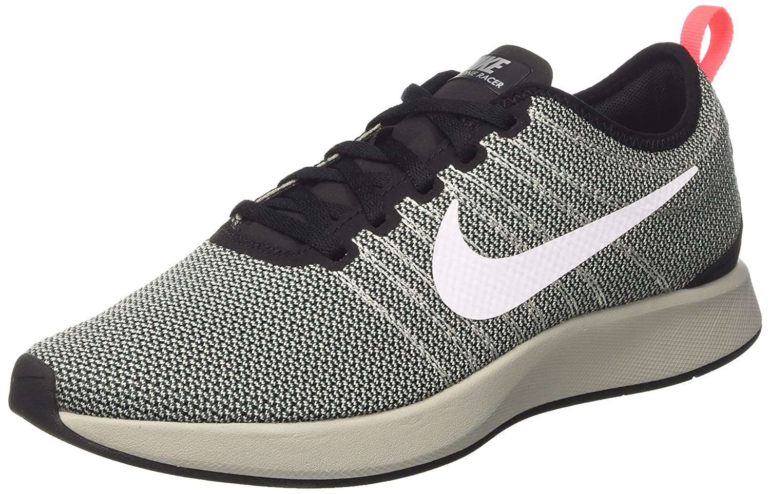 NIKE Men's Dualtone Racer Casual Shoe B073D63FQQ 8.5 D(M) US|Black/White-pale Grey