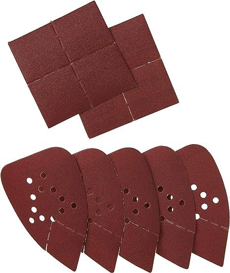 Sander Pads Black /& Decker Mouse Palm Sander Sandpaper Mouse Sanding Sheets