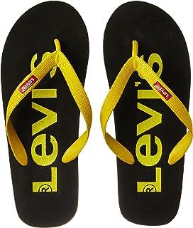 776d2193084 Levi s Men s White Flip Flops Thong Sandals - 7.5 UK India (41 EU ...