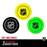 Franklin Sports Mini Foam Hockey Pucks - Indoor