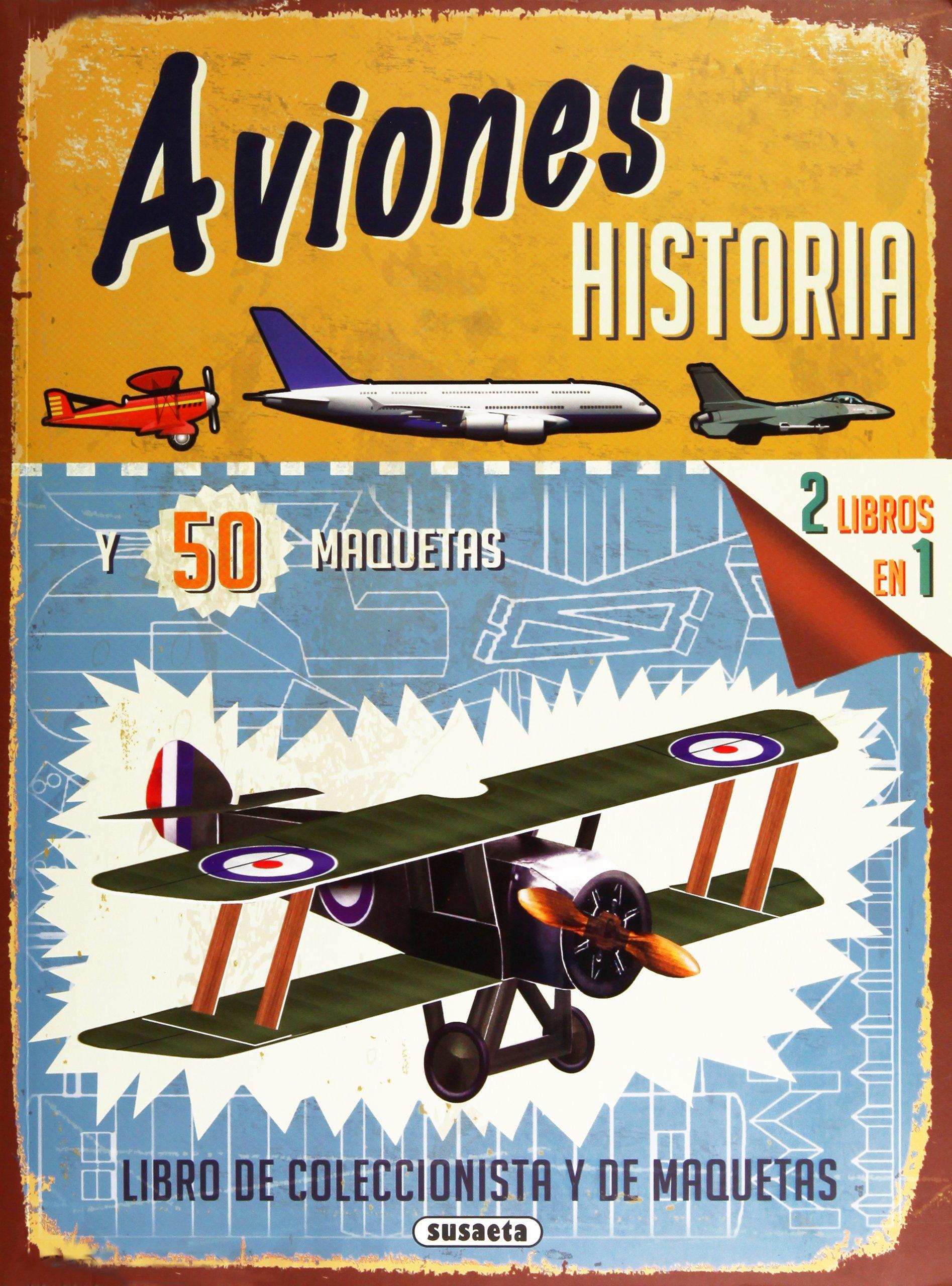 Aviones, historia y 50 maquetas: R.G. GRANT: 9788467747591 ...