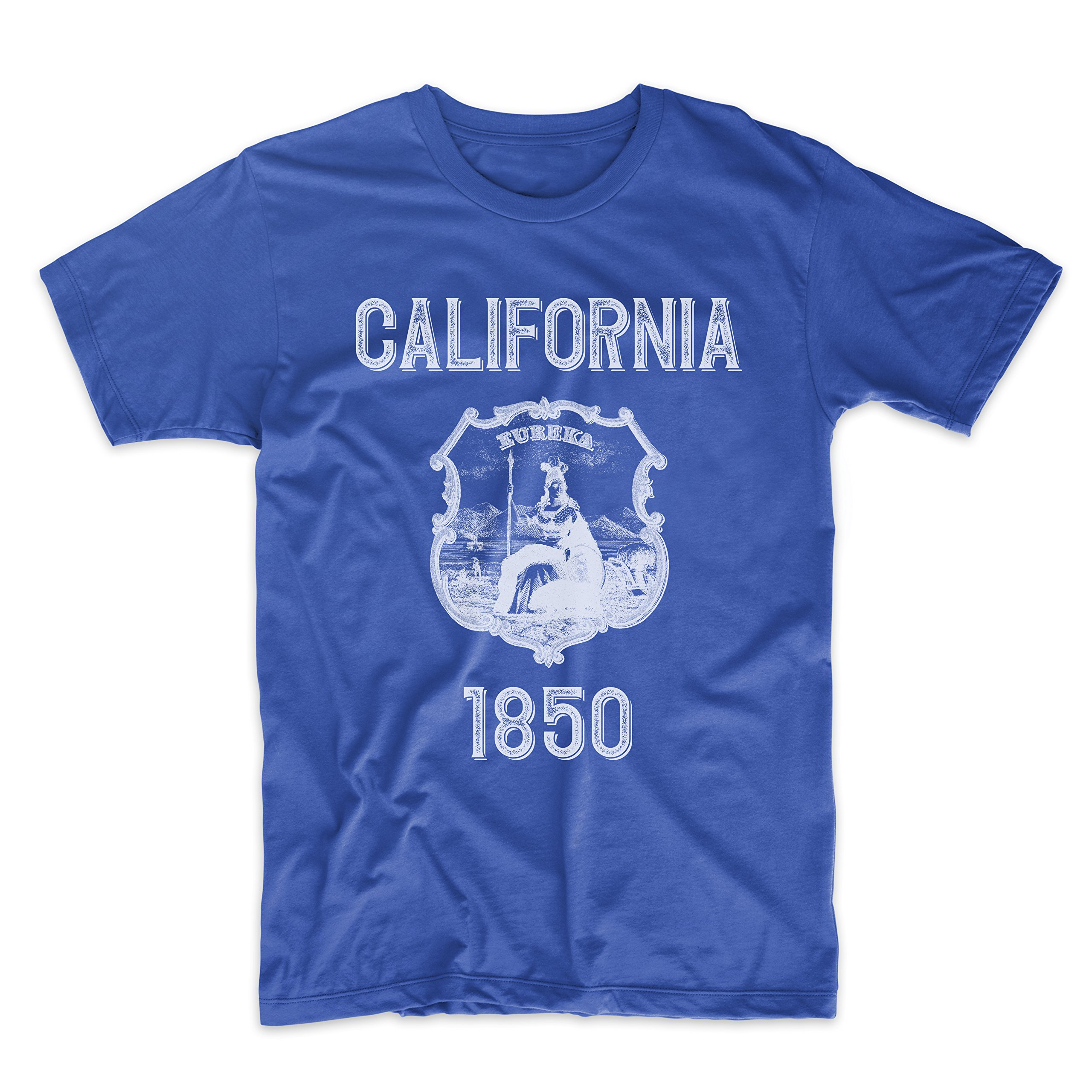 PatentPrints California Coat of Arms T Shirt