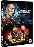 WWE: Elimination Chamber 2017 + Fastlane 2017 Double Feature [DVD]