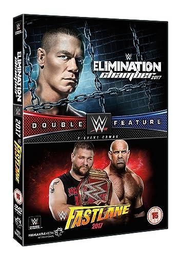 WWE: Elimination Chamber 2017 + Fastlane 2017 Double Feature