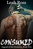 Consumed: Legend of the Grimoire, Book Five