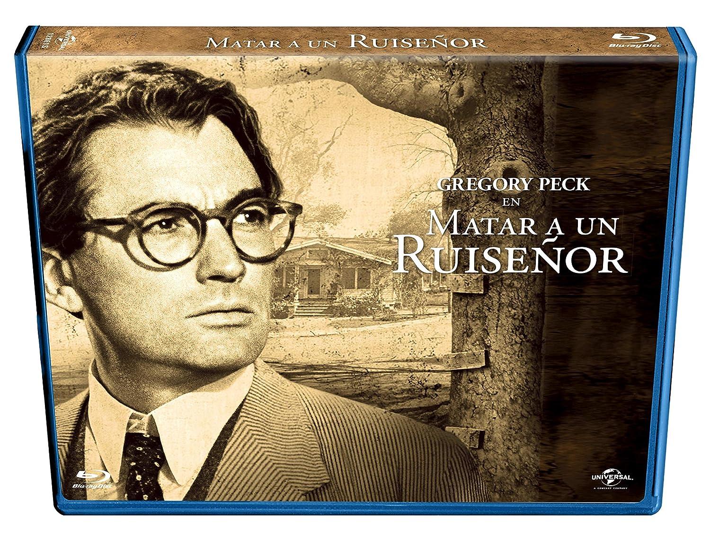 MATAR A UN RUISEÑOR - EDICIÓN HORIZONTAL (BD) [Blu-ray]