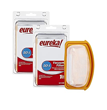 amazon com genuine eureka dcf 5 filter 62130b 2 pack rh amazon com