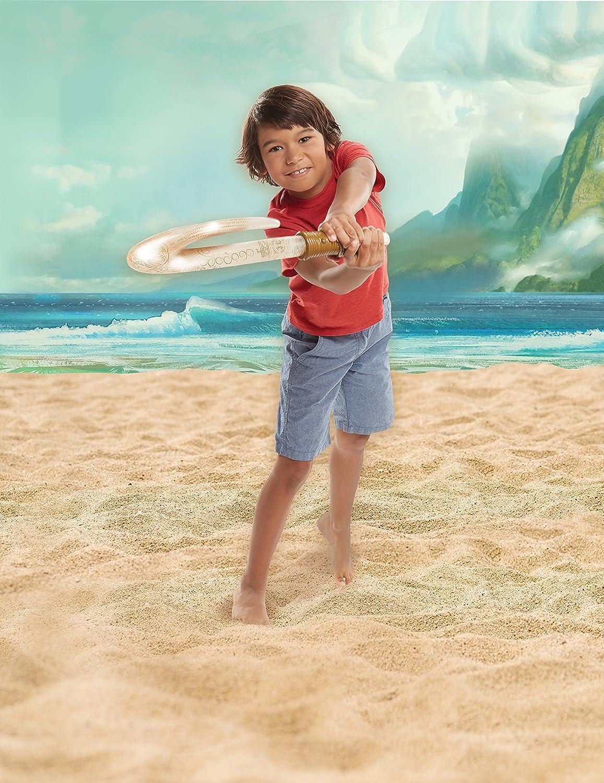 Moana Disney Maui/'s Magical Fish Hook Set 3+Age Children Lights Sound Toys Games