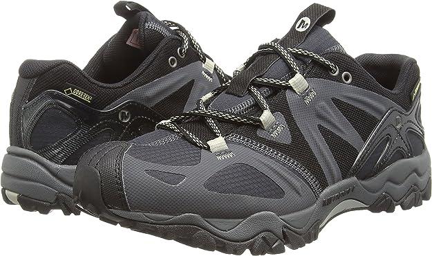 Shoes MERRELL Grassbow Sport Gore Tex J24569 BlackSilver