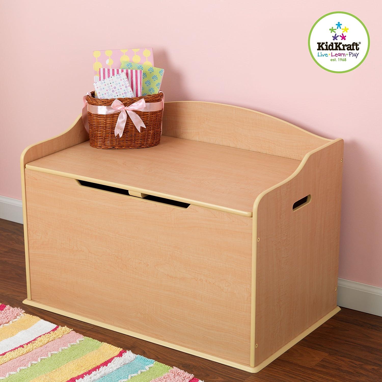 Kidkraft austin toy box natural 14953 - Kidkraft Austin Toy Box Natural 14953 2
