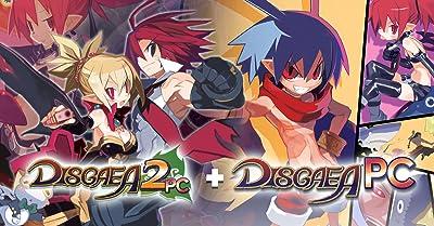 Disgaea 1 PC + Disgaea 2 PC (Games only) [Online Game Code]