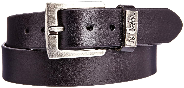 Lee Cooper Grinka - Ceinture - Uni - Homme - Marron (Brown)  Amazon.fr   Vêtements et accessoires b5ba239e366
