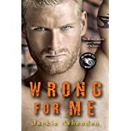 Wrong for Me (Motor City Royals Book 2)