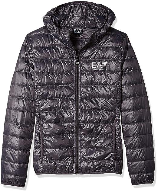 Abajo chaqueta EA7 Emporio Armani 8NPB02 PN29Z 1994 Antracita