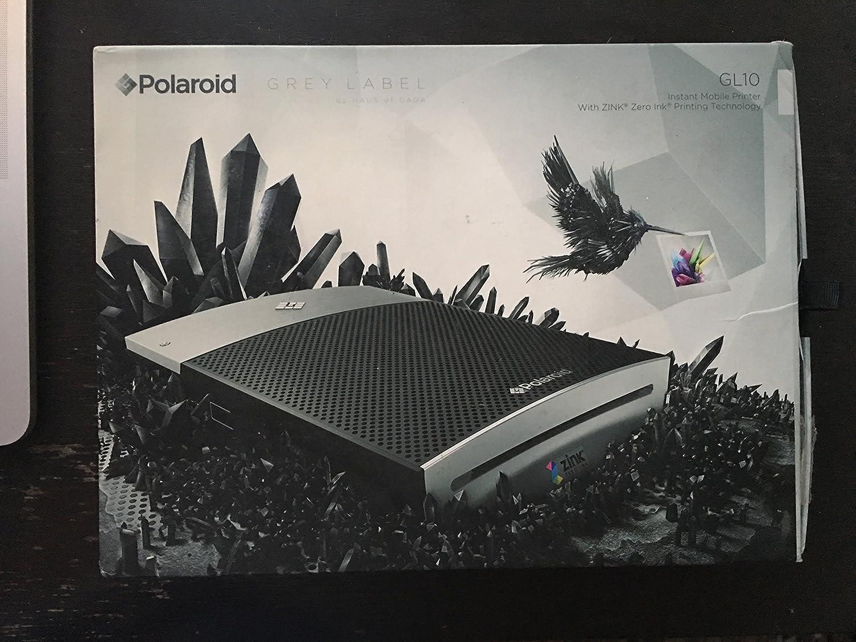 Amazon.com: Polaroid GL10 3 x 4 de la impresora móvil ...