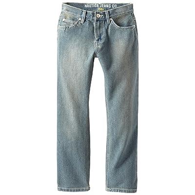 Nautica Big Boys' Slim Straight Fit Jeans