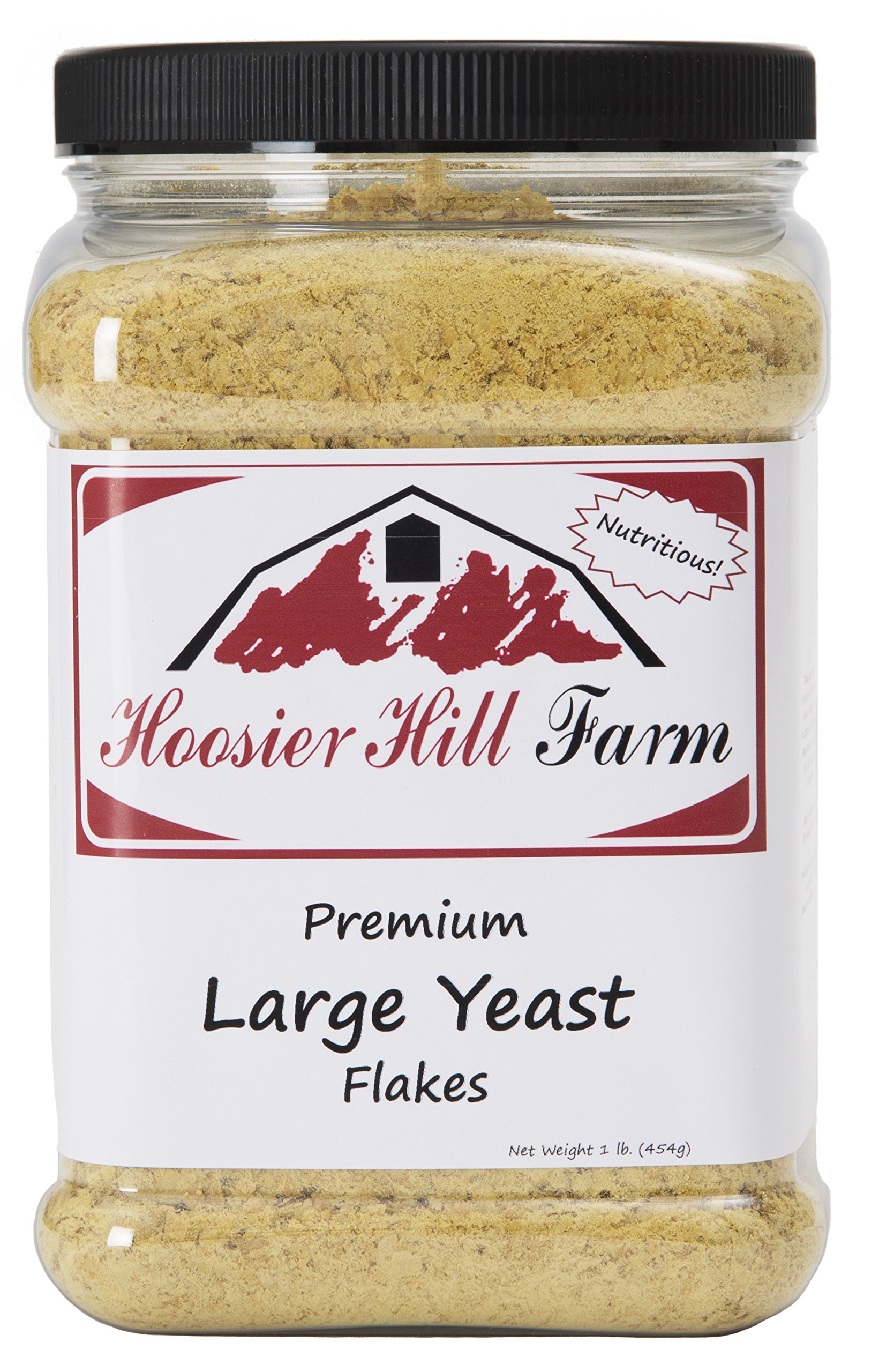 Hoosier Hill Farm Nutritional Yeast Flakes, 1 Pound