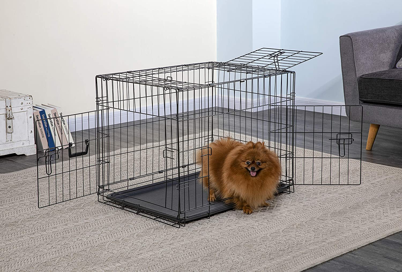 Go Pet Club TD de 30 Perros Jaula: Amazon.es: Productos para mascotas