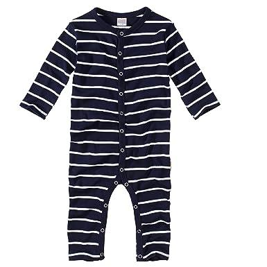 e04ae84db wellyou Navy White Striped Long Sleeved Onesie Pyjama Lounge Wear:  Amazon.co.uk: Clothing