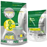 Urban Fuel Active Garcinia Cambogia 1000mg Per Serving | Maximum Strength Natural Fat Blocker | Slimming Pills for Weight Loss | Natural Diet Tablets.
