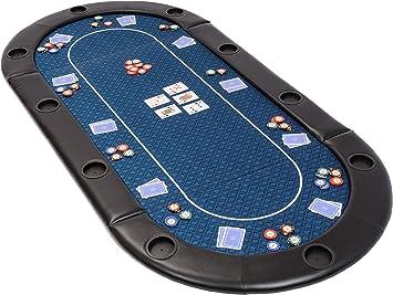 Riverboat Gaming Dessus De Table De Poker Pliable Classic En En