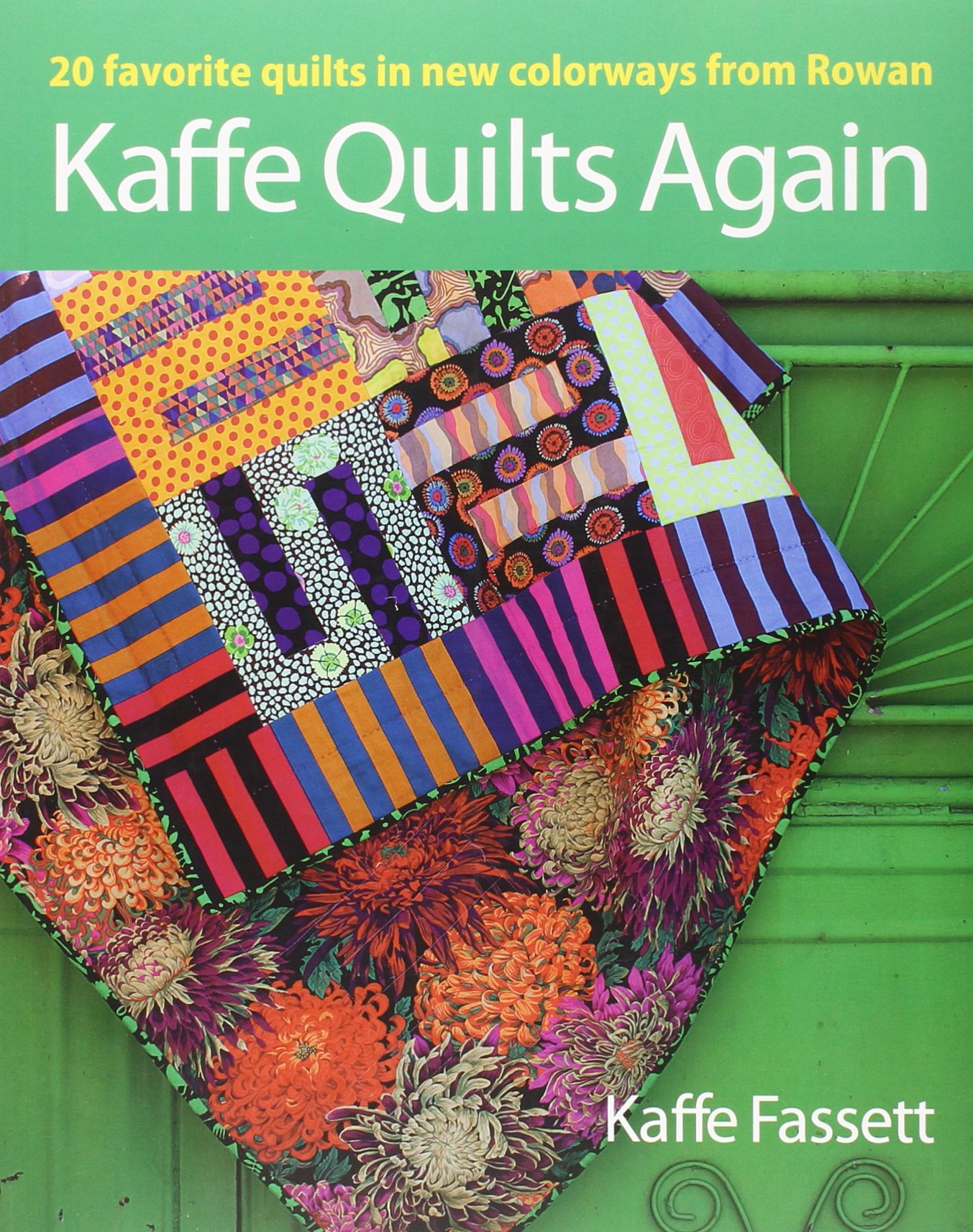 Kaffe Quilts Again Favorite Colorways