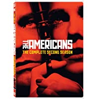 The Americans: Season 2 4-Discs on DVD