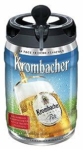 Krombacher 5L Partyfass - Bierfass kaufen