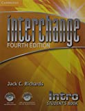 Interchange Intro Students Book With Self-Study Dvd-Rom With Class Audio Cds (3)