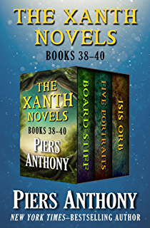 Ghost writer in the sky the xanth novels book 41 ebook piers the xanth novels books 3840 board stiff five portraits and isis fandeluxe Choice Image