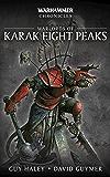 Warlords of Karak Eight Peaks (Warhammer Chronicles)