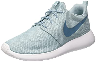 check out 55e29 5b3b4 Nike Roshe One, Baskets basses Homme, Bleu (Mica Blau rauchblau weiß