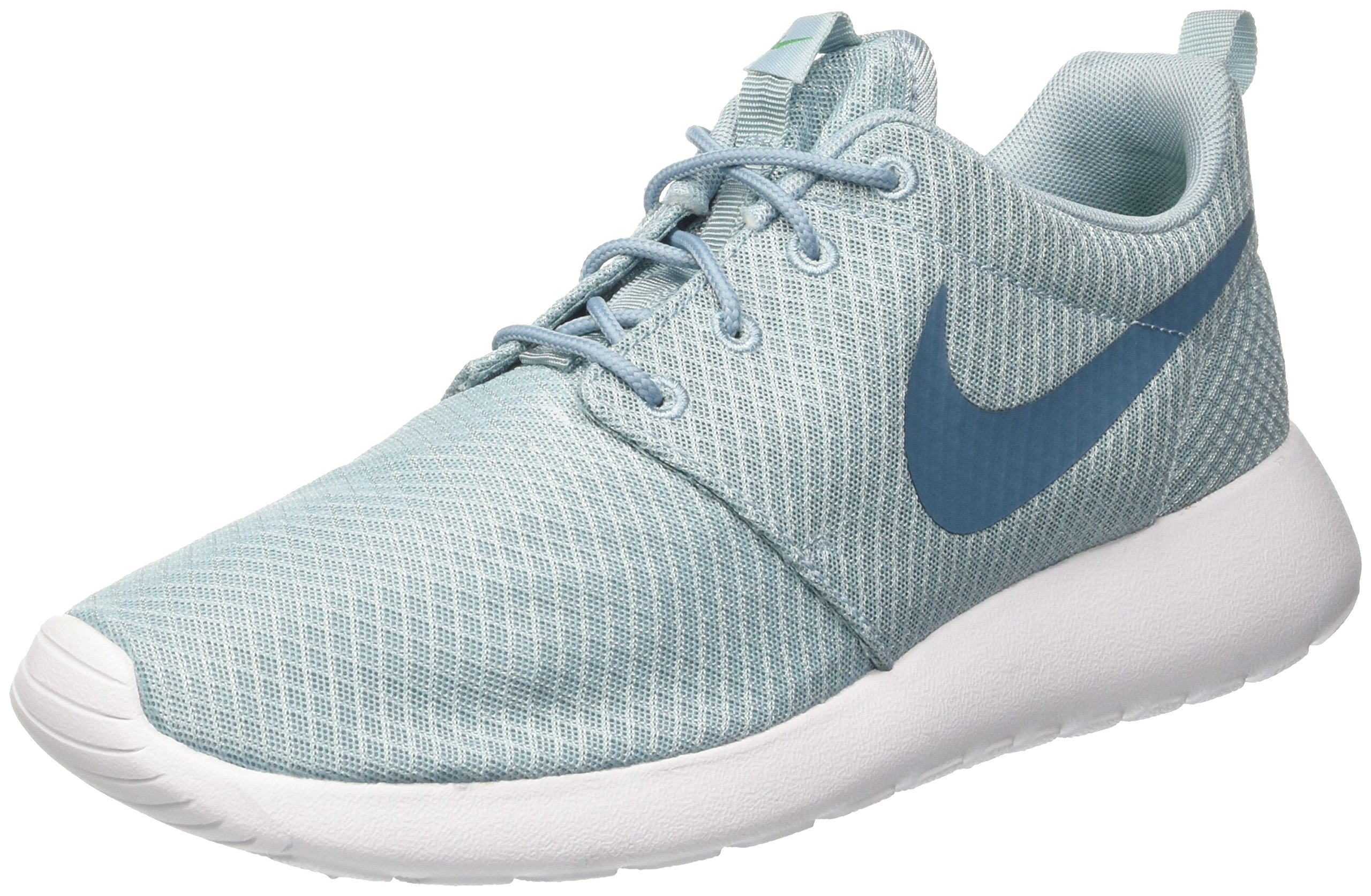 separation shoes b3662 089da Nike Womens Roshe One Low Top Lace Up, Khaki/White-Oatmeal-White, Size 9.5