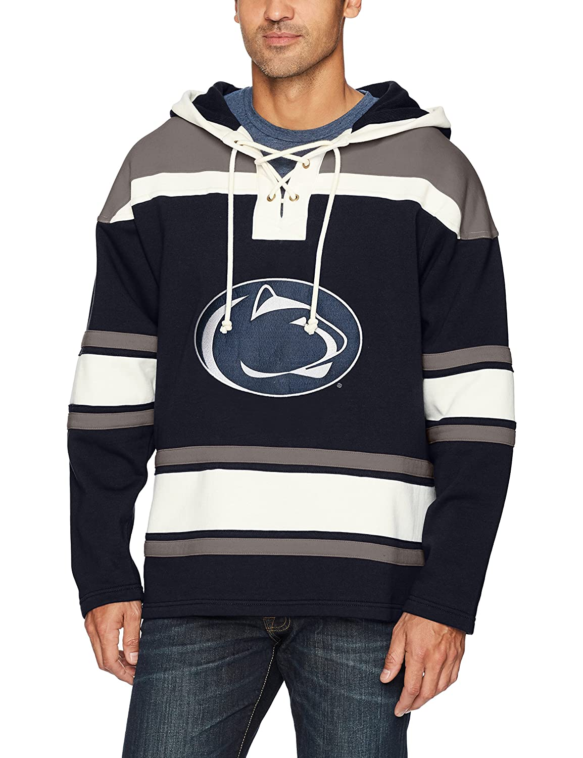 NCAA Mens OTS Lacer Pullover Hoodie