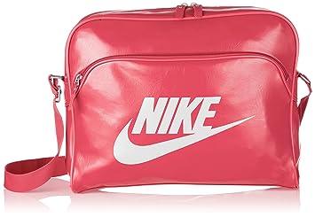 6cf8c4e2ae Nike Sac bandoulière Heritage sI Track, Rio/Blanc - 39 x 31 x 8 cm ...