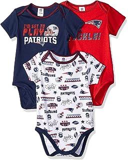 7dd1bc5b0 Amazon.com   NFL New England Patriots Unisex 2-Piece Pajama Set ...