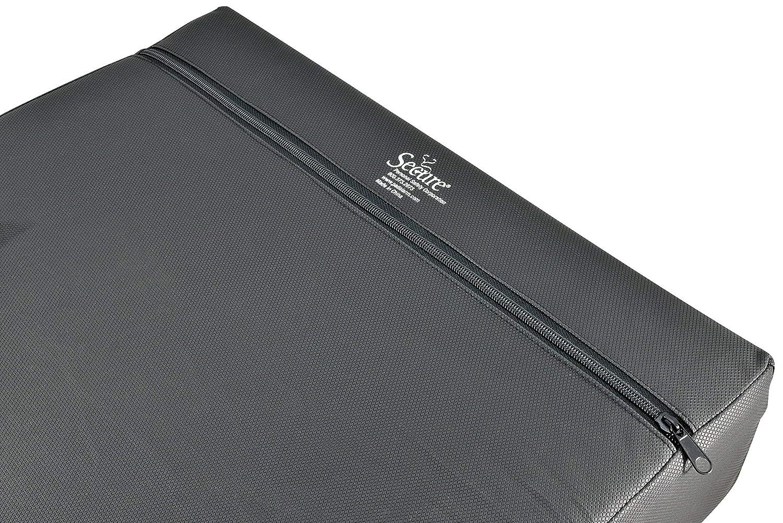 Amazon.com: Secure swsc-1 alta densidad Wedge silla de ...