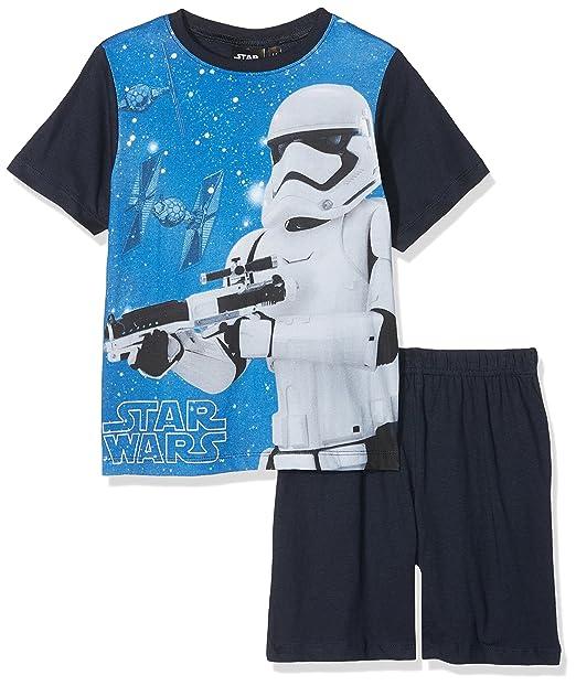 Star Wars Le Réveil de La Force, Conjuntos de Pijama para Niños: Amazon.es: Ropa y accesorios