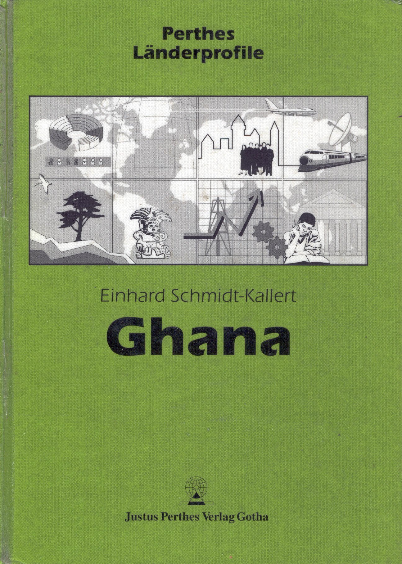 Perhes Länderprfile: Ghana. Anhang: Fakten, Zahlen, Übersichten