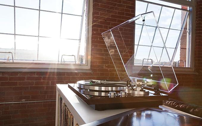ION Audio PRO500BT - Giradiscos de Transmisión de Correa Premium Exquisitamente Diseñada para una Reproducción Musical Superior con Capacidad de ...